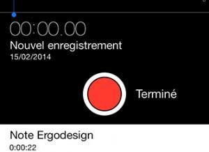 Loi de proximité en ergonomie : exemple Apple